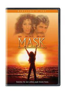 Mask: Director's Cut DVD Format Film Movies Actors Cher Eric Stoltz Sam Elliott