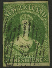 New Zealand   1862-63   Scott #   15    USED
