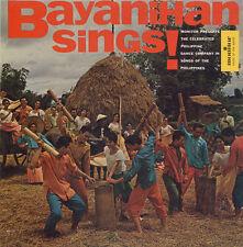 Bayanihan Philippine Dance Company - Bayanihan Sings! [New CD]