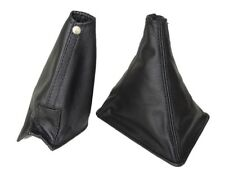 Gear & Handbrake Gaiter For Nissan Skyline R32 1989-94 Leather