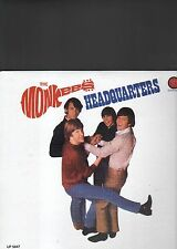 THE MONKEES - headquarters LP