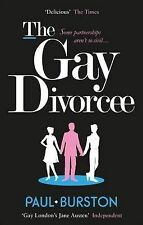 The Gay Divorcee by Paul Burston (Paperback, 2010)-F068