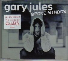 (AM546) Gary Jules, Broke Window - DJ CD