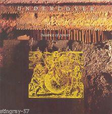 Undercover Balance of Power CD RARE MelodicRock