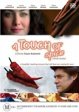A Touch Of Spice (DVD, 2005) 2 Disc Greek Movie - VGC