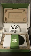 xbox series s console ( With Cables ) Used Fast Dispatch Time