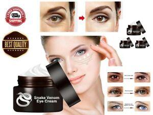 Snake Venom Eye Cream 30g Peptide Hyaluronic Acid Anti-Aging Wrinkle Remove Line