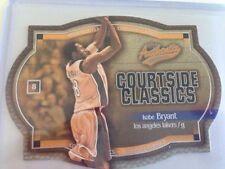 Kobe Bryant Cut Basketball Trading Cards