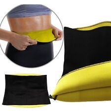 Women Hot Neoprene Body Shaper Slimming Waist Trainer Trimmer Corset Slim Belt X