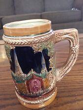 """Vintage Giftcraft Quebec Canada Souvenir Ceramic Mug-5.5"""""""