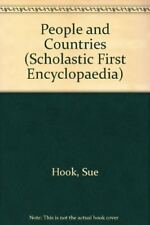 People and Countries (Scholastic First Encyclopaedia),Sue Hook, Angela Royston