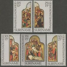 Suriname - 1977 - Zon. 60-64 - Postfris - LB132