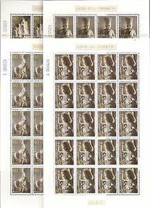 China 2002-13 Dazu Stone Carvings 4V Full S/S Culture 大足石刻
