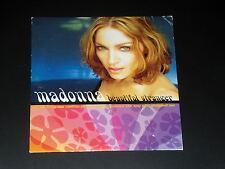 CD SINGLE - MADONNA - BEAUTIFUL STRANGER - 1999