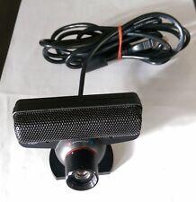 Sony Playstation SLEH - 00448 PS3 Sensor De Micrófono De Juegos Usb Ojo De Movimiento Cámara