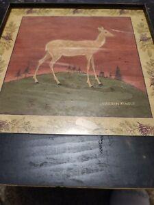 Warren Kimble Framed Print 4 prints