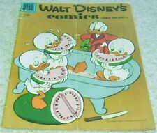 Walt Disney's Comics and Stories 202, FN- (5.5) Kakimaw Country! 50% off Guide!