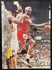 1994-95 SP #MJ1S Michael Jordan Silver - NM-MT