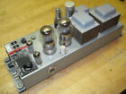 Vintage Leslie 122 Amplifier Amp Chassis with Tubes