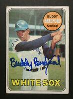 Buddy Bradford White Sox signed 1969 Topps baseball card #97 Auto Autograph 2