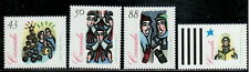 Canada #1533-1536 Christmas Set from 1994 MNH