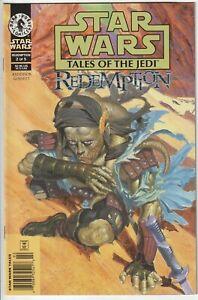 1998 Dark Horse STAR WARS REDEMPTION 2 Newsstand VF/NM Tales of the Jedi Comics