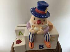 AYNSLEY Nursery Rhyme Collection. Humpty Dumpty money box .