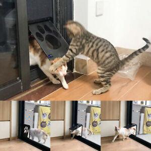 Dog and cat screen window door footprint window flap small and medium-sized pet