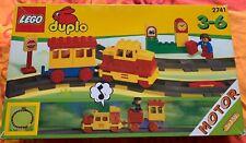 LEGO Duplo Eisenbahn - Starterset (Personenzug) 2741 in OVP - komplett - selten!