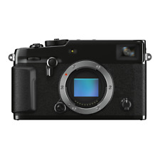 Fujifilm X-Pro3 Digital Mirrorless Camera Body - Black