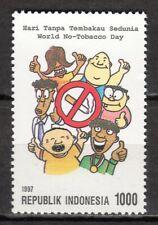 Indonesia - 1997 Quit smoking - Mi. 1700 MNH