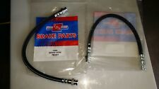 NEW FRONT BRAKE HOSES SUIT HOLDEN HD HR HK HT HG .. WITH DISC BRAKES .. H900