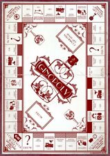Ginsanity [The Gin Collective Poster Range ]Retro Ginopoly Gin [Size A4]