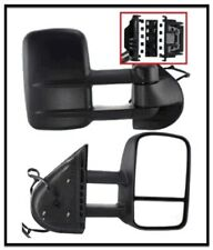 Outside Rear View Door Mirror Assembly RIGHT for Chevy GMC Silverado Sierra