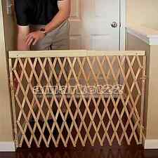 NEW Evenflo Expansion Swing Wide Gate Child Baby Pet Safety with Rail Beige