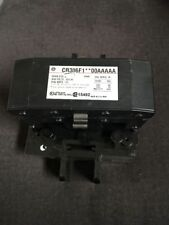 GE SIZE 4 CONTACTOR CR306F1** 135AMP 120VCOIL 3PH 600VOLT 100HP