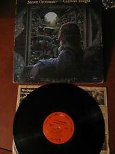 STEVEN GROSSMAN Caravan tonight -LP-made in USA- 1976- gatefold / apribile