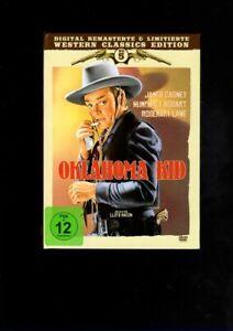 Western Classics  James Cagney  Humphrey Bogart  OKLAHOMA KID  Mediabook  (DVD)