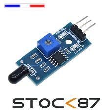 5100# Module détecteur de flamme IR température  ... Arduino