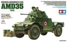 Tamiya French Armored Car AMD35 (1940) 1:35 Scale #32411