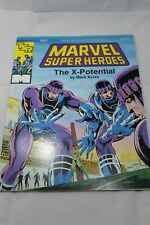 Marvel Super Heroes The X-Potential MX2