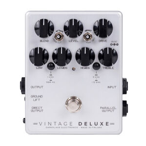 Used Darkglass Electronics Vintage Deluxe V3 Microtubes Overdrive Pedal