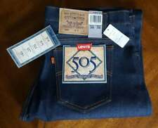 Vintage levis 505 jeans W36L36 1990 s made in USA New . Deadstock
