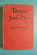 Vintage 1918 TARZAN ANDTHE JEWELS OF OPAR by Edgar Rice Burroughs