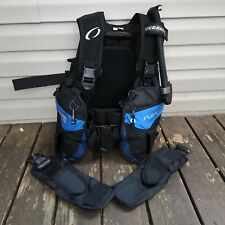 Oceanic Flex Bc Bcd Buoyancy Compensator Weight Integrated Scuba Dive Small Sm S