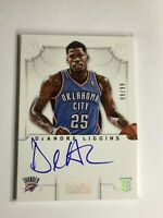 F58707  2012-13 Panini National Treasures #149 DeAndre Liggins AUTO /99 RC