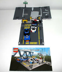 LEGO Racers Highway Chaos 8197 with Instructions