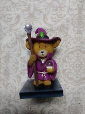 Supr*D Pocus magician bear crystal ball 2003