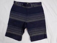 "CK Calvin Klein Casual Walking Shorts Mens Fit Size 32"" Waist 10"" Inseam Blue"