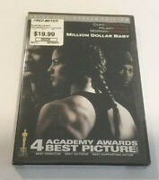 Million Dollar Baby DVD 2004 2 Disc Set Brand New Sealed